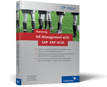 Mastering HR Management with SAP ERP HCM | iProCon