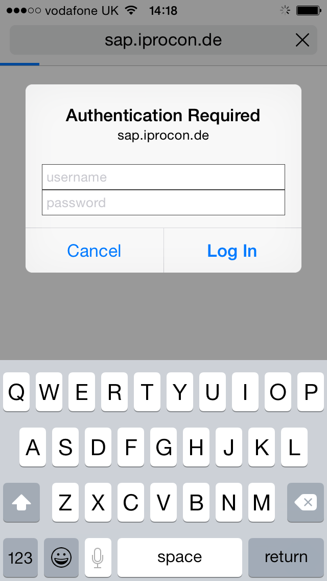 SAPUI5: Where Is My Team? A Simple MSS Mobile App | iProCon