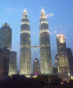 Favourite View in Kuala Lumpur, Malaysia