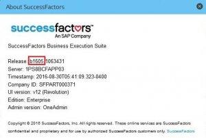 SuccessFactors Release Updates – Tools, Tips & Tricks – iProCon